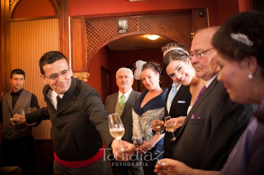 Boda de Paco y Paqui Salón los Arcos en Castro del Río Córdoba fotografía 2682