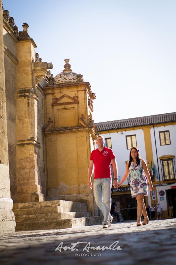 Preboda de David y Maricarmen junto a la Mezquita de Córdoba 14
