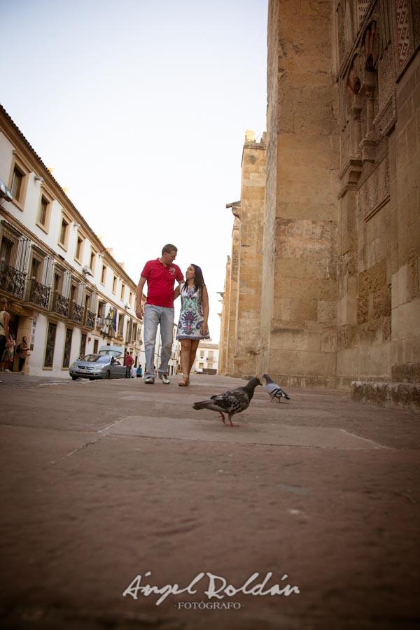 Preboda de David y Maricarmen junto a la Mezquita de Córdoba 27