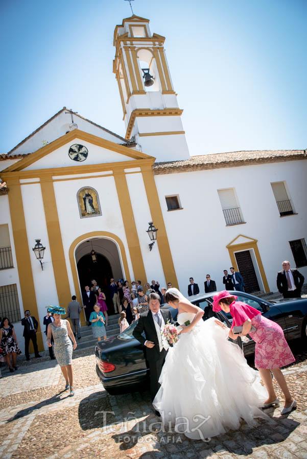 Boda de David y Laura en Córdoba