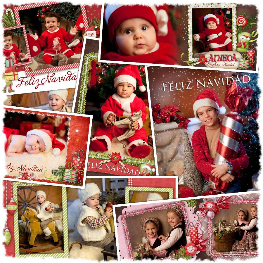 Fotografías y Christmas de Navidad
