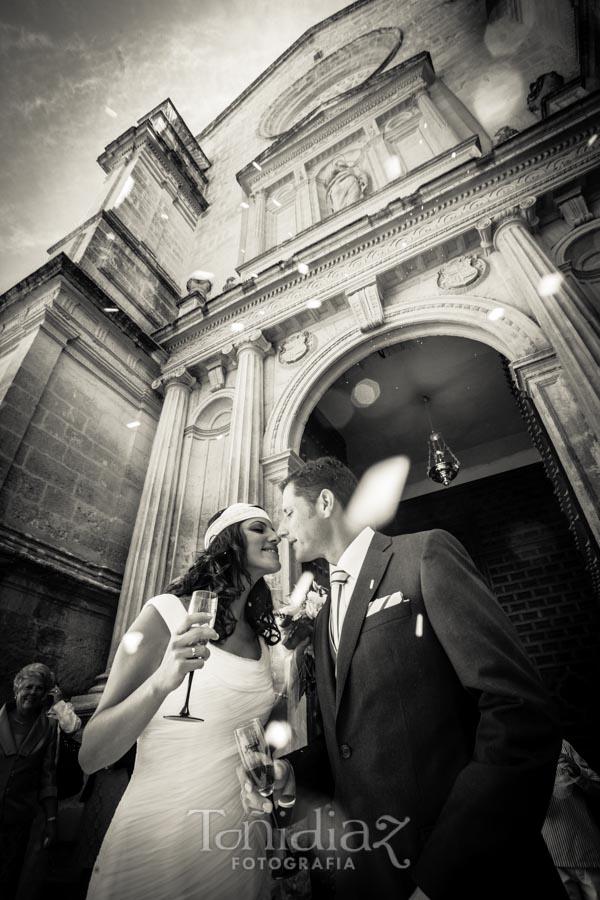 Boda de Carmen y Juan Antonio - Iglesia de San Pedro - © Toñi Díaz | fotografía 080