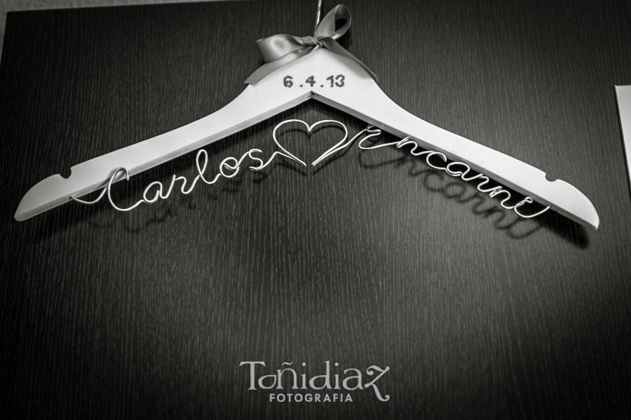 Boda de Carlos y Encarni en Córdoba casa del novio foto 001