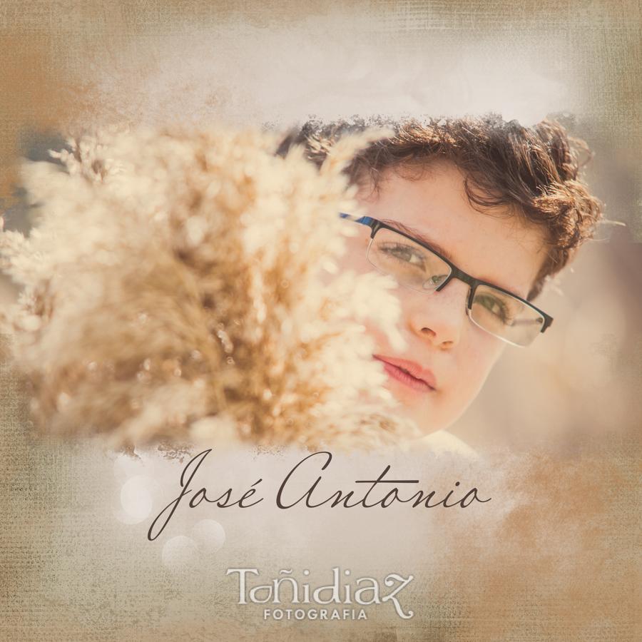Album Digital de Comunión de Jose Antonio en Castro del Río