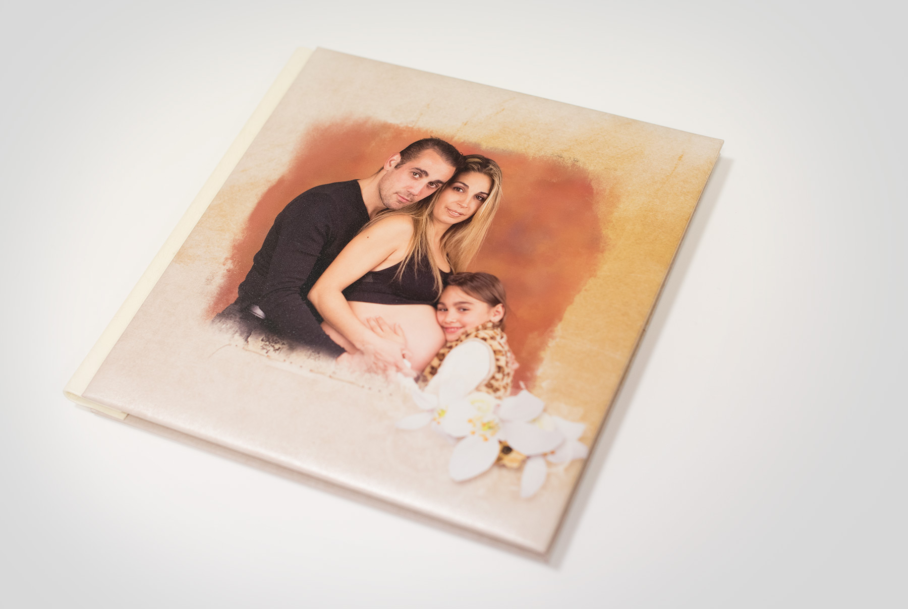 Articulo Embarazo Álbum Digital Fototapa 01