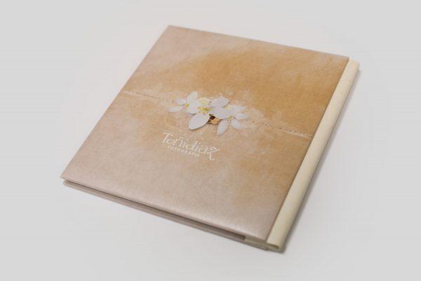 Trasera Album Digital Fototapa portada y trasera