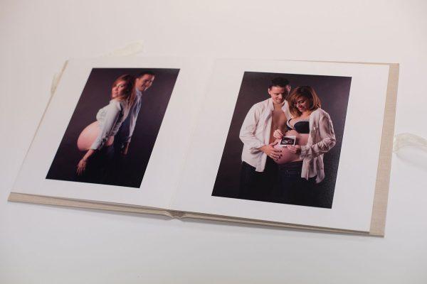Fotografías impresas en papel fotográfico