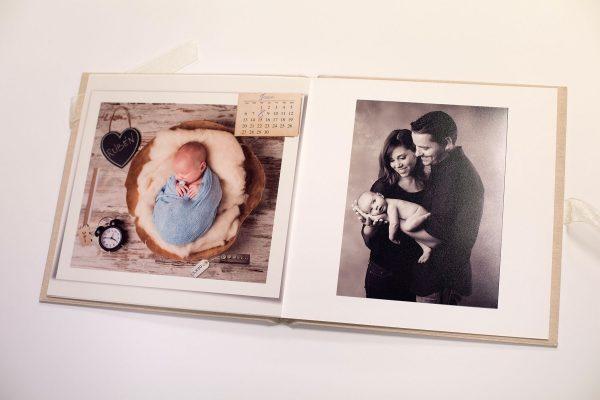 Fotografias combinadas en 15x20 y 20x25 cm