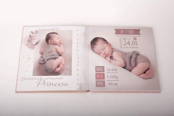 Pliego 01 - Álbum Digital Newborn
