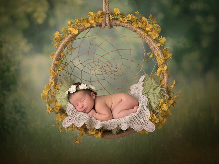 Reportaje Newborn de Alejandra