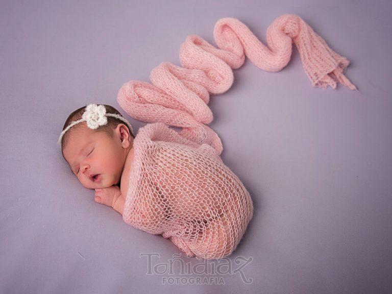 Fotos newborn Blanca