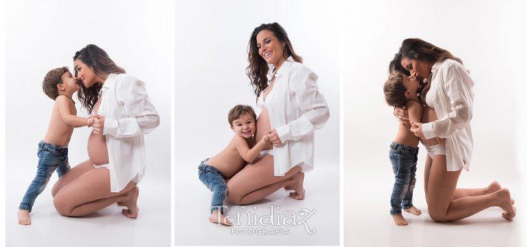 Fotos de embarazada de Inma
