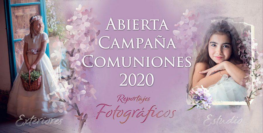 Abierta Agenda Comuniones 2020